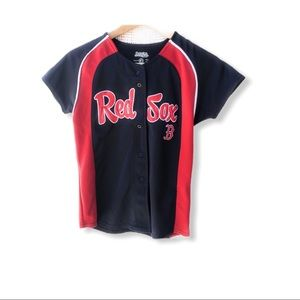 Stitches Red Sox Shirt